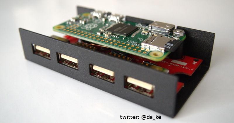 Projekte Raspberry Pi Zero Usb Hub Housing Daniels Lab Wiki